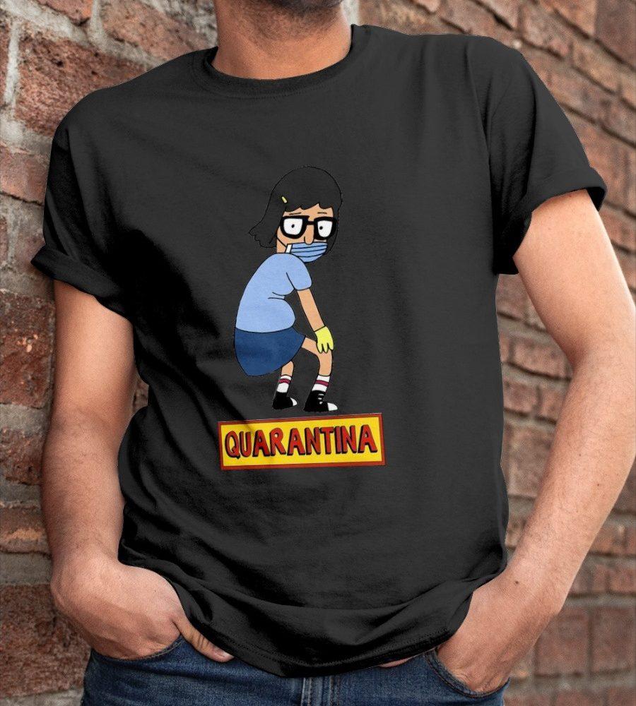Bob's Burgers Quarantina shirt