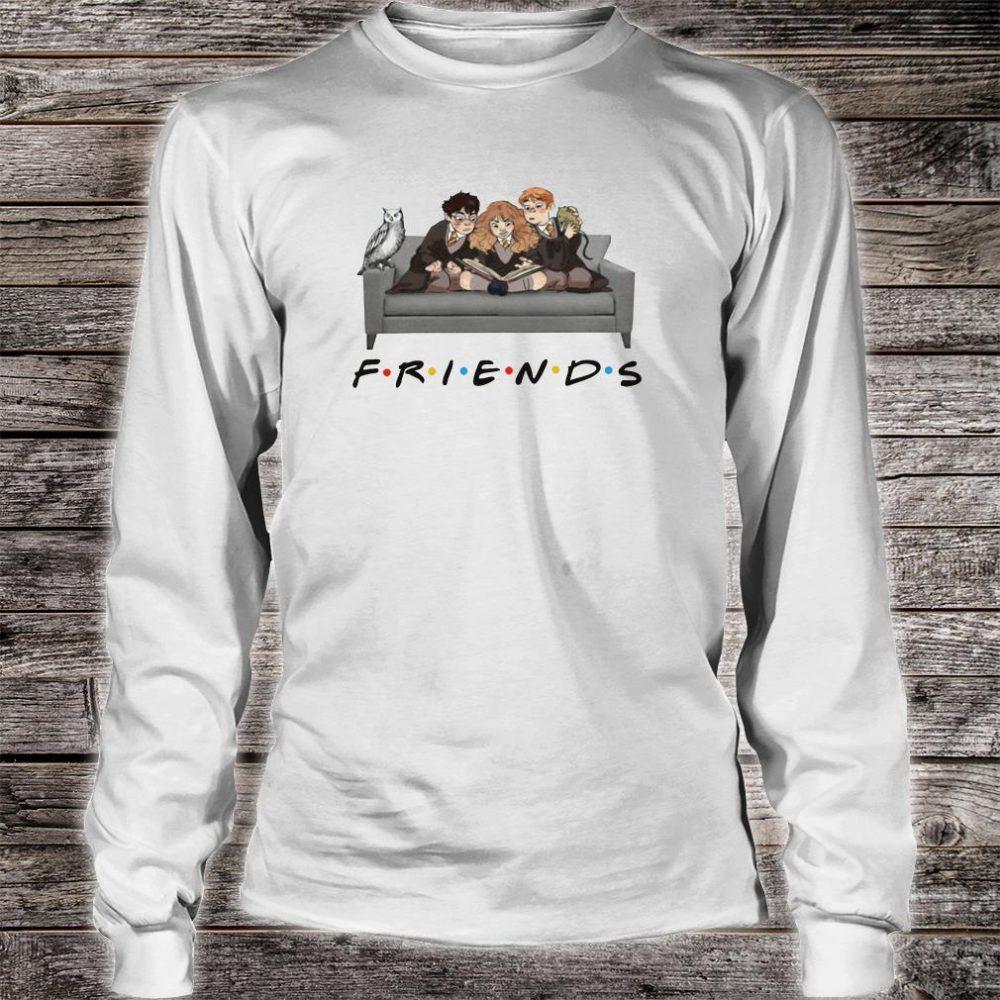 Harry Potter friends shirt long sleeved