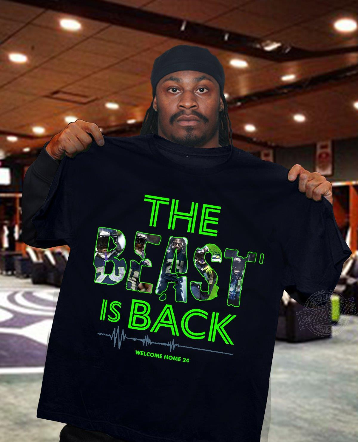 The beast is back Shirt